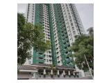 Dijual Murah Apartemen Salemba Residence - 2 BR 71,35 m2 Unfurnished, Bawah Harga Pasar