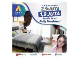 Jual Apartemen Anwa Residence Bintaro Tangerang Selatan - 3 Bedrooms Unfurnished by Promo
