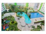 Jual Apartemen Green Lake View Ciputat Tangerang Selatan - Lowest Floor Tipe Studio Fully Furnished