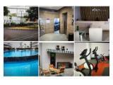 jalan masuk,lobby,lift,kolam renang,tempat GIM,mini market