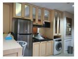 Dijual Super BU Apartemen Woodland Park Residence 2+1BR