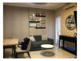 Dijual Cepat Apartemen Gading Mediterania Residence Jakarta Utara - 2 Bedroom Furnished