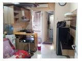 Dijual Apartemen Kalibata City Tower Herbras  Jakarta Selatan / 2 BR Full Furbished AJB1