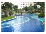 Jual Apartemen Educity Residence Pakuwon City Surabaya - Studio Unfurnished View Pool