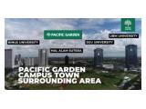 Dijual Apartemen Pacific Garden Alam Sutera Tanpa DP Cicil Panjang 60 bulan (flat) tanpa Bunga cukup ktp dan npwp