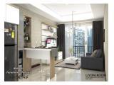 Dijual Apartemen Gallery West @Jakarta Barat 2BR - Furnished - (HOT SALE)