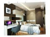 Jual Apartemen Kemang Village Jakarta Selatan - Tower Cosmopolitan 3 BR Fully Furnish