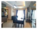 Jual Apartemen Thamrin Residence 3+1 BR Furnish Hadap Timur