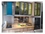 For Sale Sudirman Park Apartement 2BR Full Furnished Low Floor