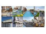 Promo Maret! Jual Apartemen Anwa Residence Bintaro Tangerang Selatan - Studio / 1BR / 2BR / 3BR Furnished