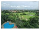 Dijual Apartment Bukit Golf Pondok Indah 3 br (View Golf from Balcony)