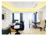 Dijual Cepat , Good Deal Apartemen Botanica Simprug - 2 / 2 + 1 / 3 BR, Fully furnished and Semi furnished by In House Marketing