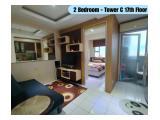 Dijual 2 Unit 2 Bedroom Furnished Nice View