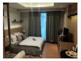 Jual Capitol Suites Type Studio Corner (37,3 m2) Furnished