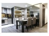 Disewakan Apartemen Mewah dan Luas 2 BR Furnished - Aryaduta Semanggi Jakarta Selatan