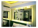 Jual Murah Apartment Type Studio Full Furnish - Green Pramuka City Jakarta Pusat