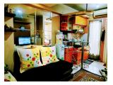 Tower Ebony, 335jt, Bersertifikat, Full furnished