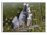 Dijual Cepat Apartemen Transpark Cibubur - Tower Crystalline – Tipe Studio, Lantai 5 view Buperta