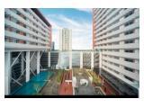 Jual Apartemen Paddington Heights View Danau Free Fully Furnished/BPHTB, IPL, Insentif Ppn 10%, Promo Harga Lagi, Termurah!!!!