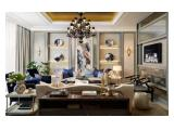 Dijual Apartemen The Residences at The Regis 3 + 1BR / 4 + 1BR