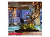 Dijual Apartemen Sudirman Suites Akses MRT Langsung - 1 Kamar Tidur Brand New