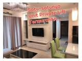 Apartemen Paling Murah Thamrin Executive 2BR, Tipe Suite B, Private Lift