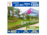 Apartment SKY HOUSE (FREE VAT 10%, Full/Semi Furnished, Installment Developer 120 month)