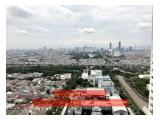 Apartemen Ancol Mansion 1 Kmr (66m2-Hadap Selatan/Kota)