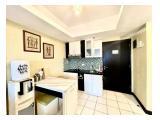 Dijual Apartemen The Wave Rasuna Jakarta Selatan – 1 Bedroom Full Furnished