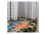 Exclusive  tower elegant unit mumpung murah 3kmr jadi 2kmr strata title bisa kpa Bassura City Jakarta Timur