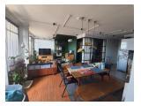 NEWLY RENOVATED! Permata Eksekutif Apartement, Combine Unit, 102 sqm, 3 BR