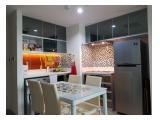 Jual Murah Apartemen U Residence Tangerang –  1 BR Fully Furnished Tower 1 Jual Murah sangat terawat siapa Cepat dia dapat