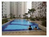 SUDAH JADI SERTIPIKAT Bassura City posisi atas mall type 2BR luas 34m JARANG ADA