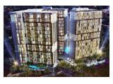 Apartemen Dijual di Patraland Amarta Yogyakarta - Studio Baru Unfurnished