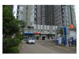 Jual Apartemen 1 Kamar Murah Fullfurnish, di Bandung,Siap Huni&Disewakan,Harga dibawah Pasaran,Strategis di Asia Afrika Bandung,Cocok untuk Investasi