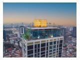 Sprzedaż mieszkań Pakubuwono Menteng Jakarta Pusat - 3 BR Częściowo umeblowane