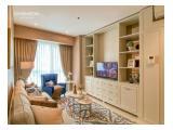 Jual Apartemen Gandaria Heights Jakarta Selatan, Newly Renovated, 94 sqm (2 BR) Full Furnished, Brand New