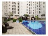 Paling Murah Jual Apartemen Bassura City Jakarta Timur - 3 BR Unfurnished, Hanya 1 Unit Buruan Gan