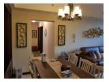 Dijual Apartemen Bellagio Residence 3br uk104m2 Siap Huni Best Price at Kuningan, Jakarta Selatan