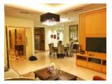 Dijual Apartemen Capital Residence SCBD 3 + 1BR uk 177mXNUMX Gemeubileerd Siap Huni in Jakarta Selatan