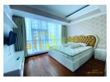 Dijual Murah Apartemen Mewah Casa Grande Tower Angelo Jakarta Selatan - 2 BR Fully Furnished Nego