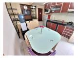Jual Apartemen Sudirman Park Jakarta Pusat - 2 BR Furnished, SHM, Bisa KPA, Murah