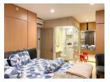 Dijual Apartemen Aston Marina Ancol Jakarta Utara – 3 BR Hook Menjadi 2 BR Hook Fully Furnished Lux, Lokasi Strategis – Tower B, City View