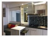 Jual Apartemen Green Pramuka City Cempaka Putih Jakarta Pusat - 2 BR Full Furnished