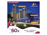 Momen Langka Free PPN 100% Apartemen M-Town Residence Super Untung