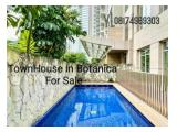 Botanica Kebayoran Lama, Dijual 2 BR, 2+1 BR, 3 BR, 3+1 BR, 4 BR--Yani Lim (INHOUSE OF BOTANICA), Direct owner to every unit- 08174969303