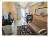Dijual cpt murah 2BR full furnish apt. Bassura tower Edelweiss