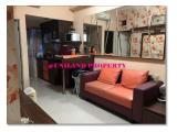Dijual Apartemen Seasons City Grogol Jakarta Barat, Type 2 BR Luas 48m2, Furnish, Nego Sampai Jadi