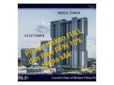 Big Promo Bintaro Plaza Residences