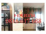 Dijual / Disewakan Kios Metropark Residences Kedoya Selatan Jakarta Barat – Tower Manhattan Unit MA/UG/12 Luas 21,17 m2 UnFurnished